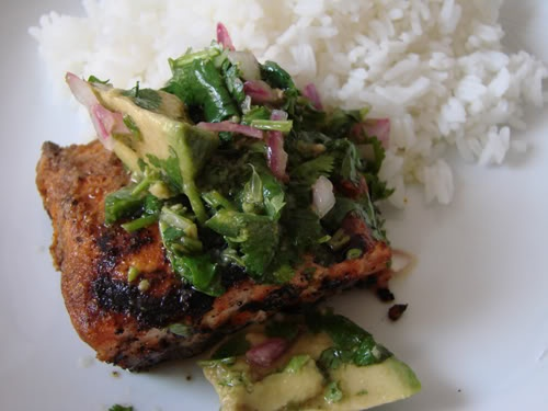 64 best south american food images on pinterest cooking food south american food grilled salmon and avacado salsa forumfinder Images