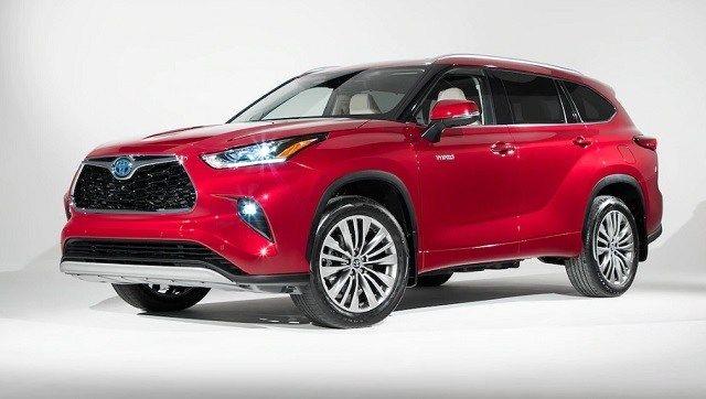 2020 Toyota Highlander Hybrid Prices