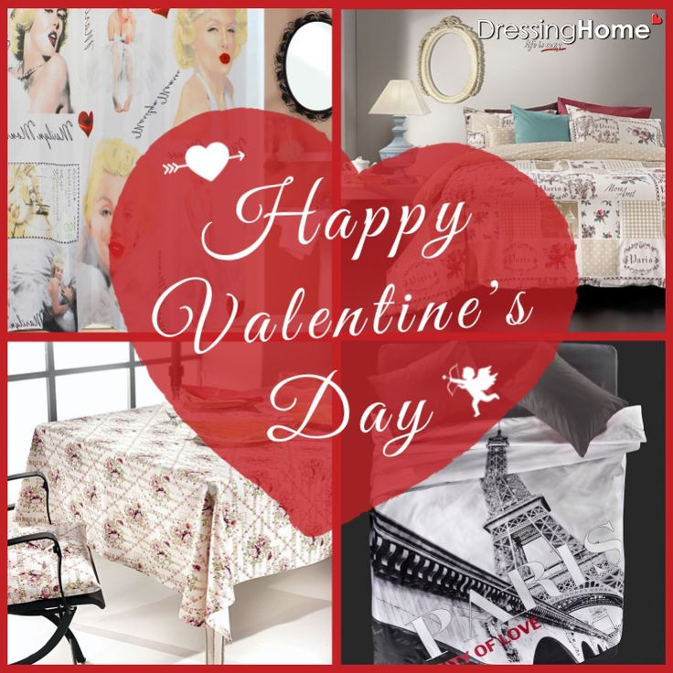Η μέρα του Αγίου Βαλεντίνου φτάνει! Δώστε ρομαντική διάθεση στο σπίτι σας σε πολύ προσιτές τιμές! 😍💖💋💝💞💐🍾🥂  Shop online--> http://bit.ly/2DHzxA7  🔖Χρησιμοποιήστε το κουπόνι EXTRA10 για επιπλέον έκπτωσή 10% στις ήδη εκπτωτικές τιμές μας, μέχρι 28/02/2018!  ↘️Επικοινωνήστε μαζί μας για διαθεσιμότητα  ☎️ Τηλεφωνικές παραγγελίες: 210 3221618  📧 e-mail: info@dressinghome.com  🚚 Δωρεάν μεταφορικά με αγορές άνω των 49€  #dressinghome #valentinesday #happyvalentinesday #romantic…