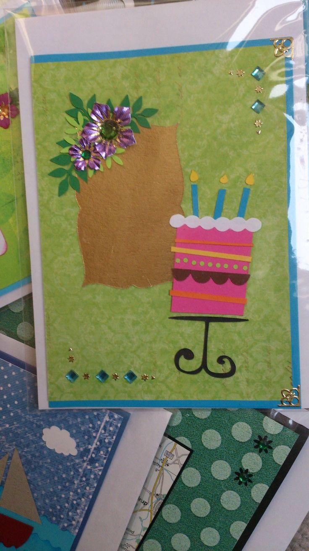 Handmade card Design by Kerstin