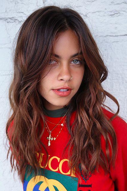 1000 Ideas About Brunette Hair On Pinterest  Brown Highlights Brown Hair B