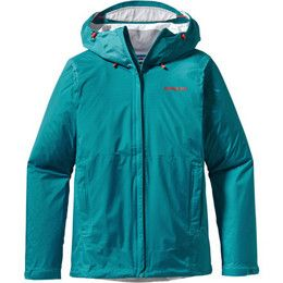 10 Slick Waterproof Jackets for Rainy Days: Patagonia Torrentshell Rain Jacket