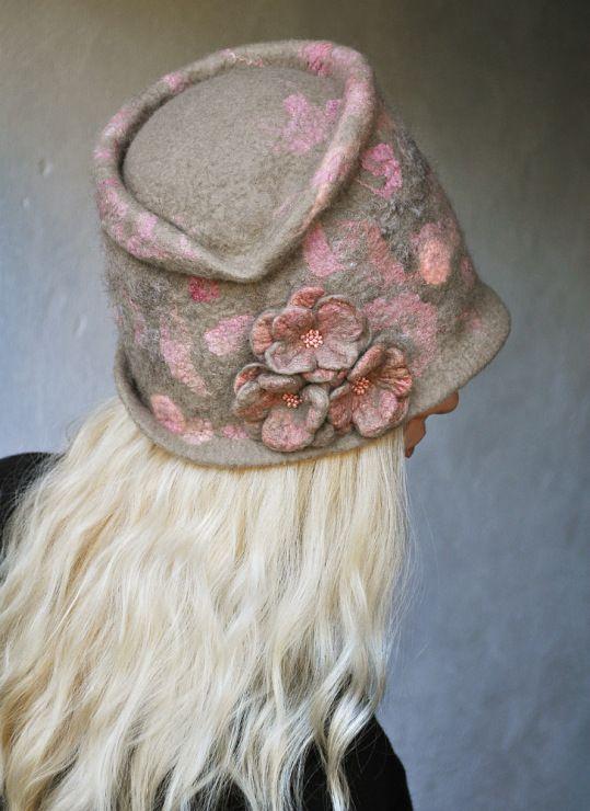 Gallery.ru / Фото #175 - Шляпы. Мои работы. - Shellen