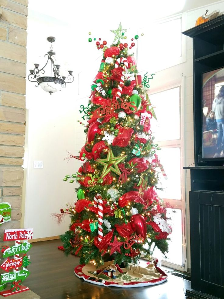 My own personal Christmas tree! By Heather Hughes Ritz
