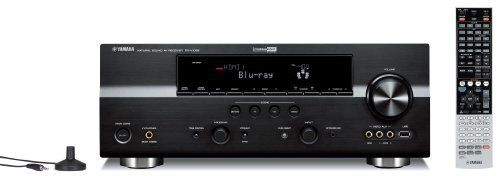 Yamaha RX-V1065BL 7.2-Channel Digital Home Theater Receiver by Yamaha. $699.99. From the Manufacturer                From the Manufacturer  Superior Performance Makes This A Top Choice HD Audio Format Decoding     High quality components maximize sound quality View back panel     The new Yamaha RX-V1065 Receiver delivers the rich, dynamic surround sound that Blu-ray Disc players can output by decoding the two HD lossless audio formats: Dolby TrueHD and DTS-HD Master Audio....