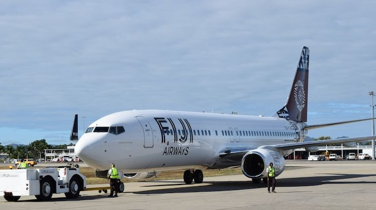 Fiji Airways plans to operate Boeing 737-800s to Adelaide. (Fiji Airways)