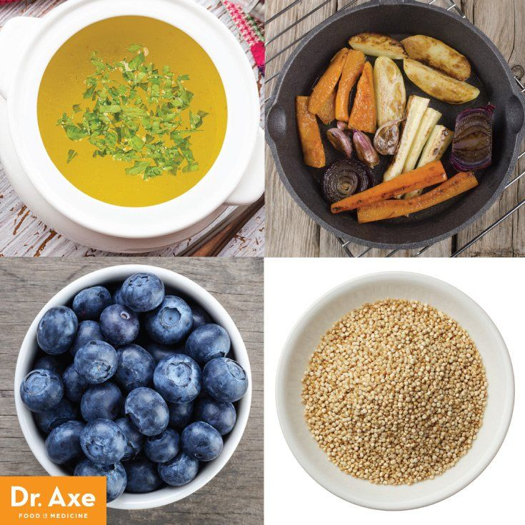 Best Foods For Inflamed Digestive Tract