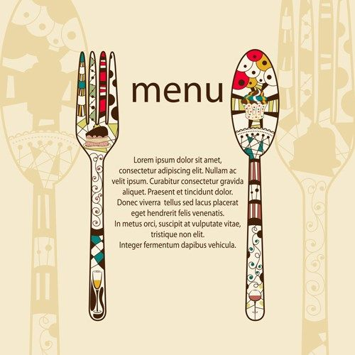 84 best Final project- Menu design images on Pinterest Menu - restaurant menu design templates
