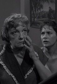"""The Twilight Zone s3,e10 """"The Midnight Sun"""": When the Earth falls out of orbit, two women try to cope with increasingly oppressive heat in a nearly abandoned city."""