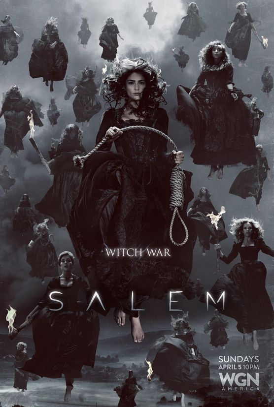 Awesome Salem Art - love this show!!