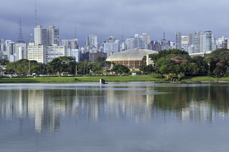 Městský park Ibirapuera