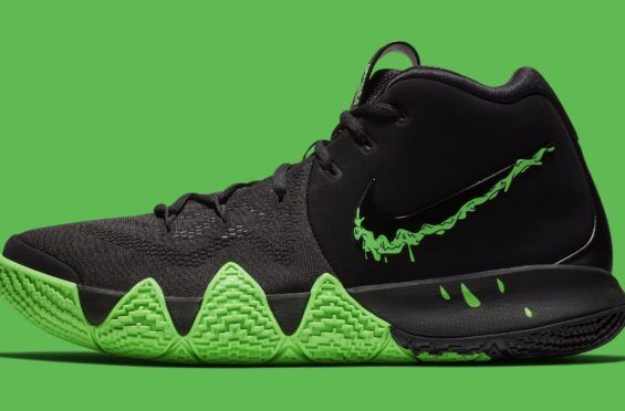 083a824b387 Official Images  Nike Kyrie 4 Halloween Too old to dress up for Halloween   Why