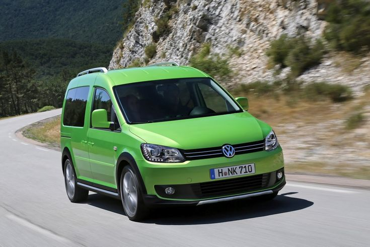 Volkswagen Cross Caddy release