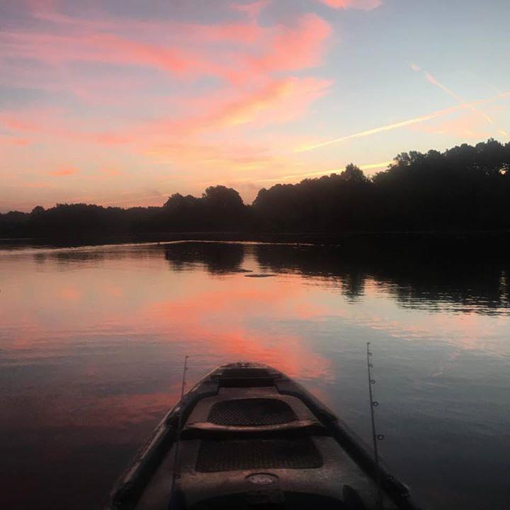 No filter needed. #hook1kfg #kayakfishing #kayakfishinggear #toledobend #kayakbassintv #outdoors, #campinggear, #fishinggear, #ClimbingGear