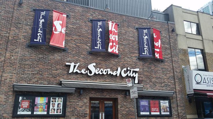 The Second City Comedy Club Toronto, Canada