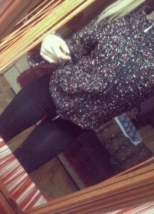 Kup mój przedmiot na #vintedpl http://www.vinted.pl/damska-odziez/swetry-z-dzianiny/11588011-sweterek-krotki-na-dwa-zamki