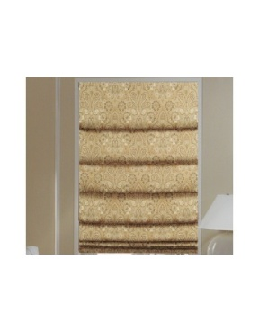Select Blinds Floral Roman Shades, in your color palette. Just looking at style