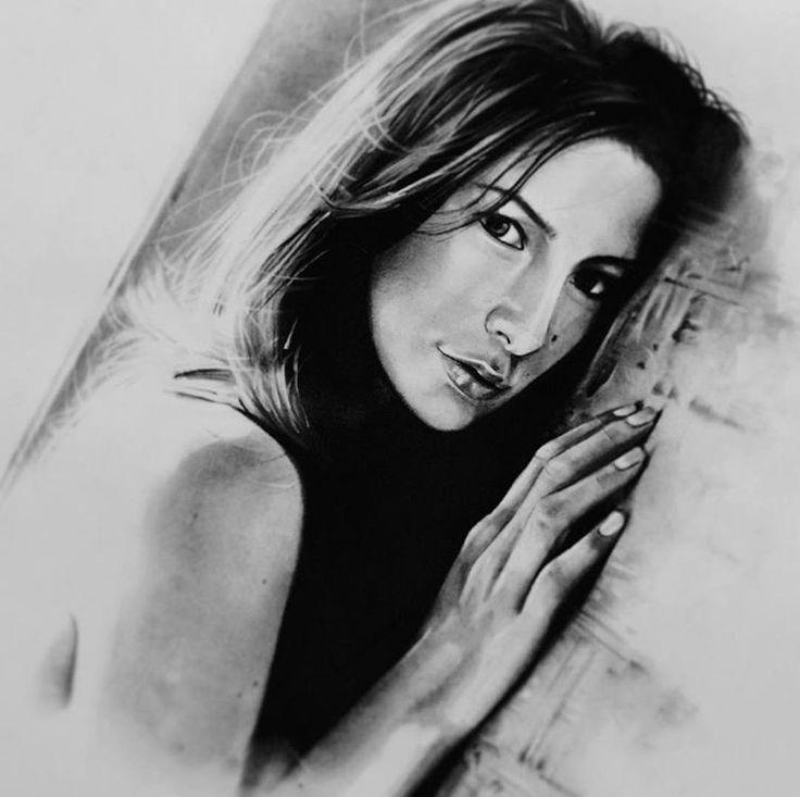 Charcoal Original Portrait