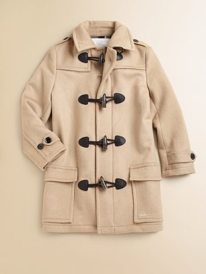 Duffle coats are so classic!  They do remind me of Dead Poet's Society though and I really hated that pandering piece of nostalgic trash.