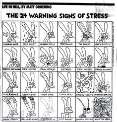 """13 Of The Best """"Life In Hell"""" Comics By Matt Groening"""