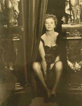 Leonor Fini 1936 by Dora Maar