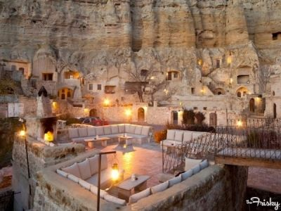 Take Me There: I Want To Live In A Cave House...Turkey