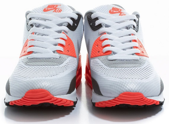 "NIKE AIR MAX 90 HYPERFUSE PREMIUM QUICKSTRIKE – ""INFRARED"" 