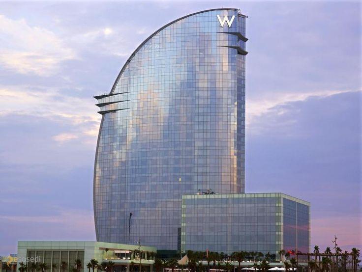 Отель W Barcelona – #Испания #Каталония #Барселона (#ES_CT) Отель W - наверное, даже не столько временная крыша над головой для приезжающих в Барселону, сколько заметная деталь городского пейзажа.  ↳ http://ru.esosedi.org/ES/CT/1000182476/otel_w_barcelona/