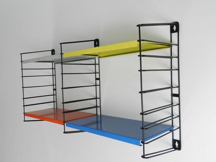 Tomado Wall Shelves by ZigZagmidcentury on Etsy