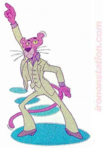 Pink panther stripper