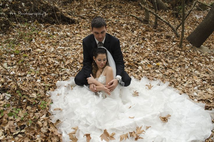 Next Day wedding photoshoot