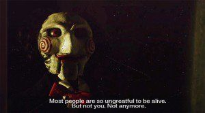 Jigsaw From Saw Quotes