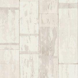 Papier peint vinyle sur intiss effet bois tropical for Papier peint sur bois