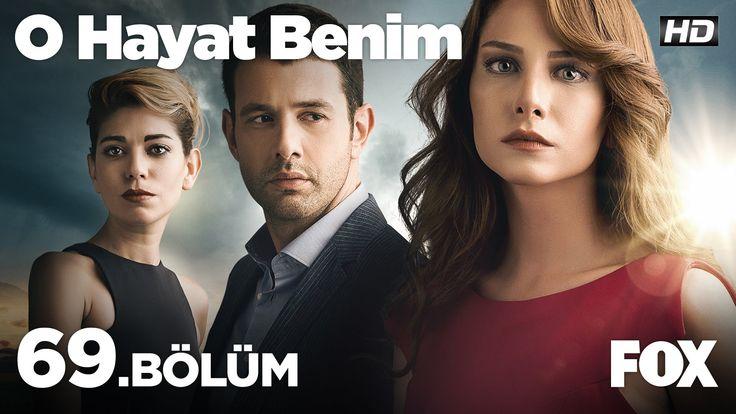 O Hayat Benim 69. Bölüm -- *Terharu, terharu kan* ❤ *Hulya juga sampe terharu karena Bahar akhirnya manggil Mehmet dengan panggilan BABA :')*  *and, I Love-Love this family~ Mehmet ve Hasret & Bahar :)* ❤ !!