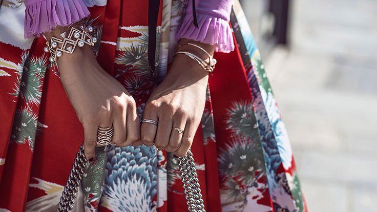 swarovski, gioielli, primavera, estate, collane, bracciali,bracciali rigidi,creativity, delta, vittore, edify, alpha