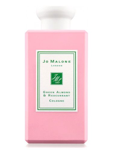 Green Almond & Redcurrant Jo Malone London for women and men, 2017. The fragrance features green almond, red currant and sandalwood.