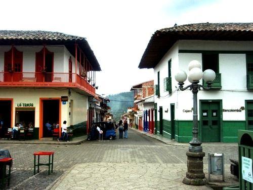 JARDÍN : ANTIOQUIA (COLOMBIA) II