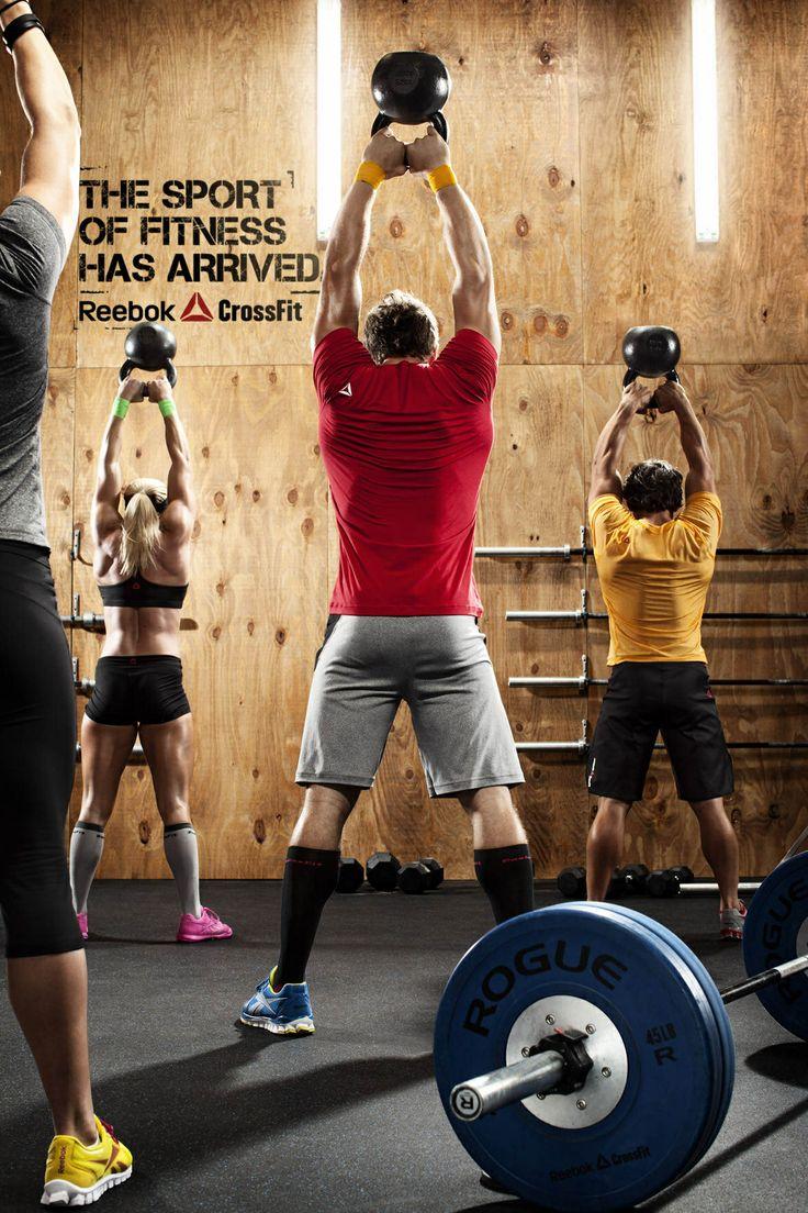 Reebok CrossFit Promotional