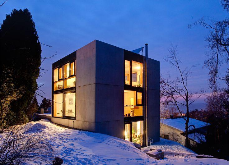 Thermisch aktivierte Betonfertigteile - Beton - News/Produkte - baunetzwissen.de