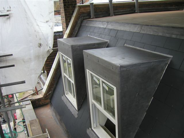 Zinc Clad Dormer Detail Google Search Extension