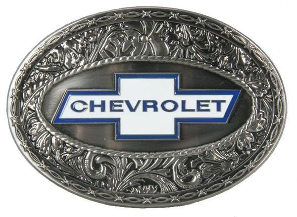 Chevrolet Chevy Belt Buckle