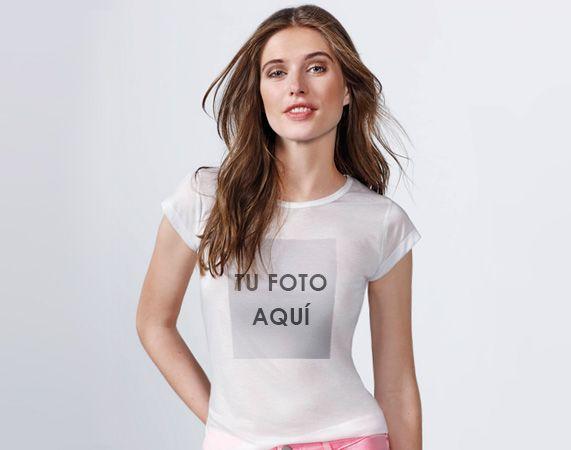 Camiseta personalizada poliéster