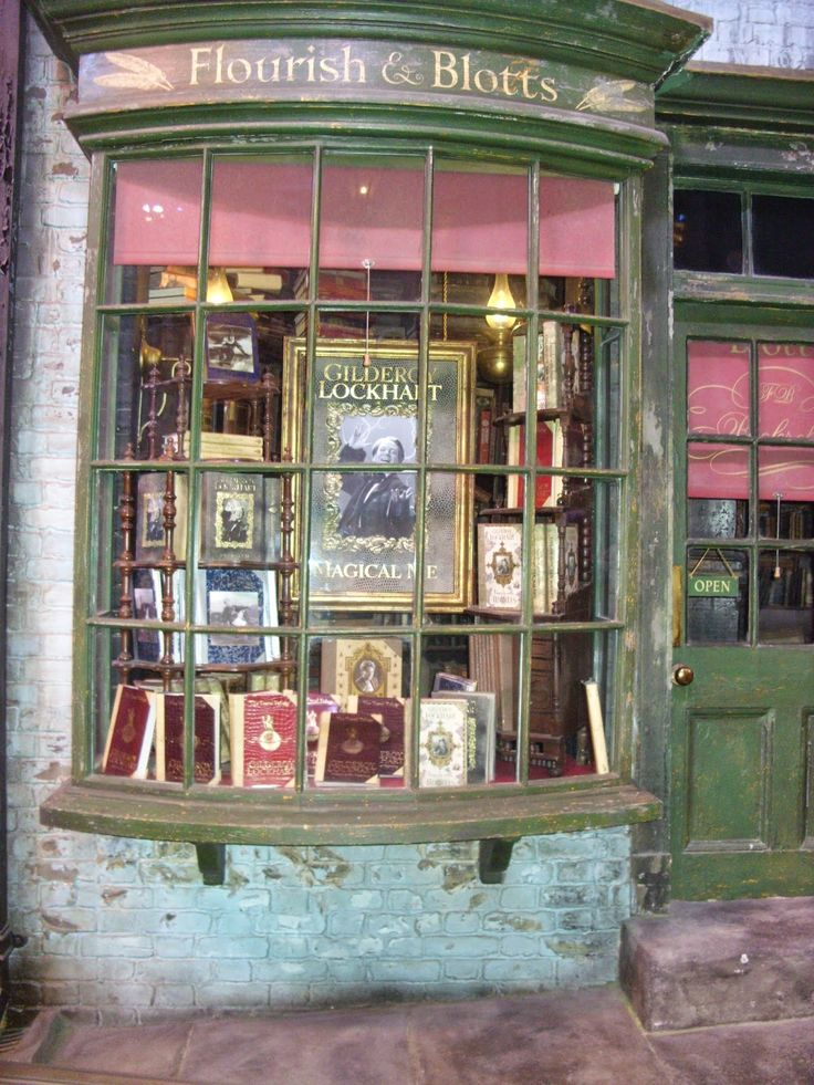 Tiny Treasures ~ Harry Potter Studio Tour Diagon Alley