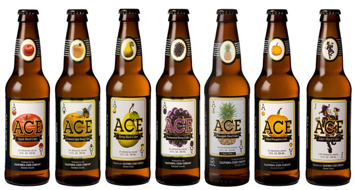 Ace Hard #Cider is a refreshing alternative to beer and wine and will be served at the #BrooklynPour