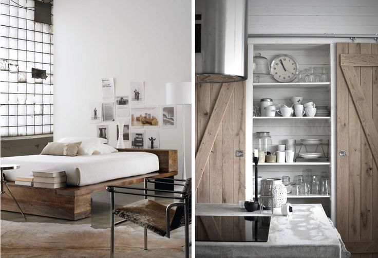 Idee Deco Interieur Maison Bois #1