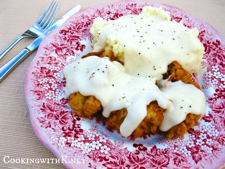 Southern | Cooking with K: Chicken Fried Venison and Creamy Gravy + Celebrating Opening Day of Deer Season Here In Texas!