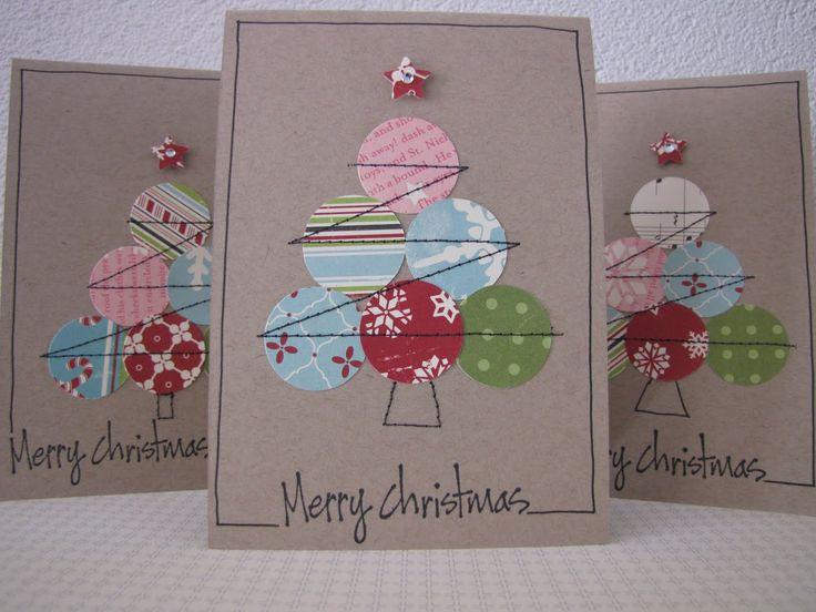 Ook zo veel (restjes) kerstpapier liggen? Dan weet ik daar een bestemming voor. Vorig jaar ergens op het World Wide Web gezien. Vergeef me,...