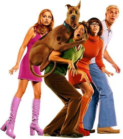170 best scooby doo images on pinterest - Daphne dans scooby doo ...