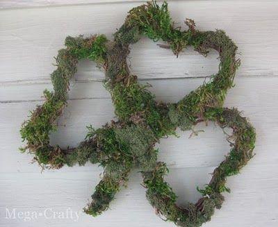 diy- cover wreath