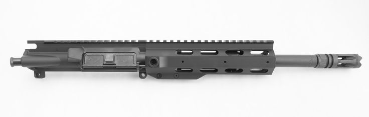 EXT 10.5 300 Blackout Upper With Adjustable Gas Block and pistol length gas system No BCG or Charging Handle